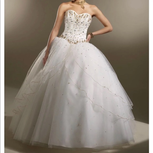 Mori Lee Dresses | Quinceanera Prom Sweet 16 Ballgown Dress | Poshmark